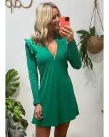 Vestido Cachito Verde