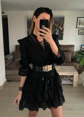 Vestido Trikki Negro