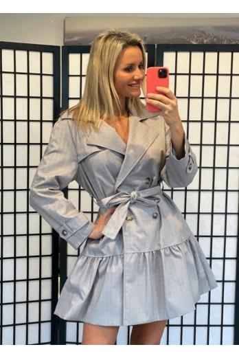 Vestido-chaqueta Giacca