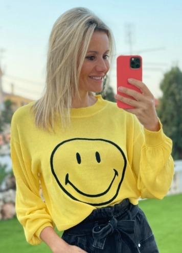 Jerse Smile Amarillo