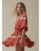 Vestido Berta Caldera