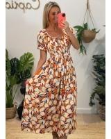 Vestido Naranjos