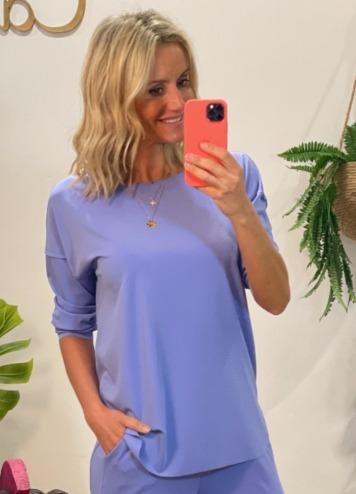 Camiseta Lavender