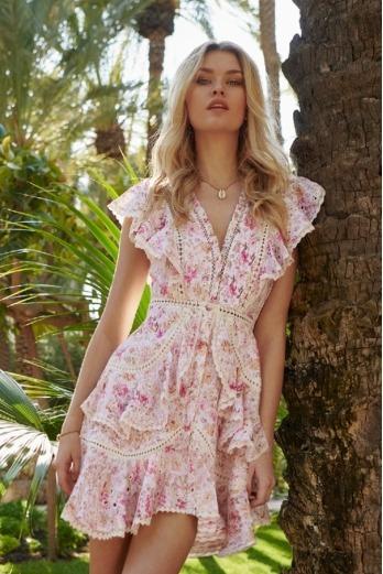Blossom dress Pink