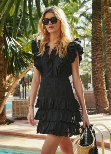 Sorrento Dress black