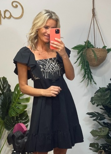 Vestido ingrid