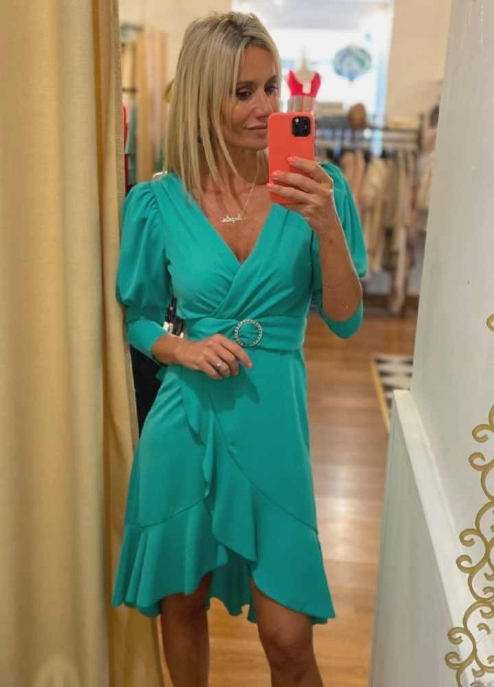 Vestido Loreas