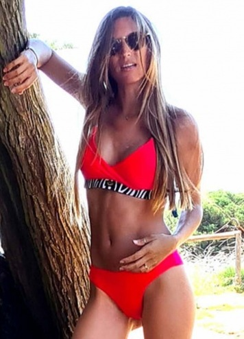 Bikini Red Fluor