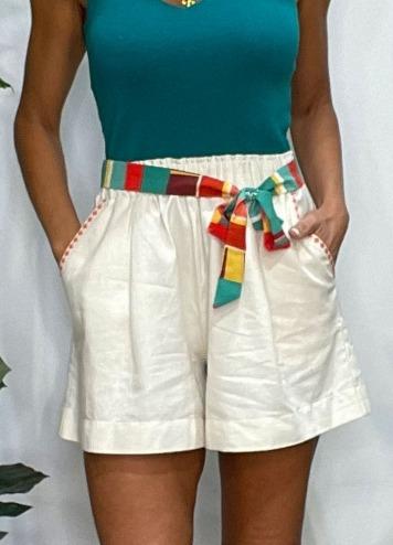 Shorts crudo