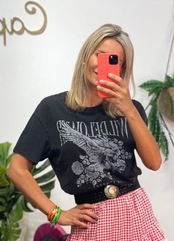 Camiseta Adra Carbón