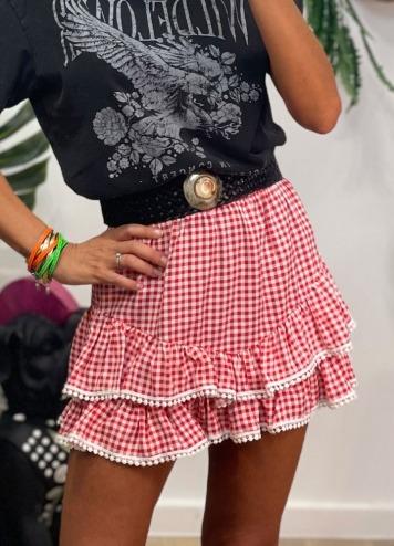 Falda Valentina