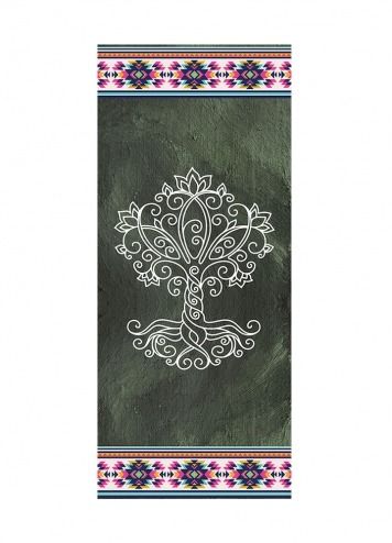 Esterilla de Yoga Tree of Life