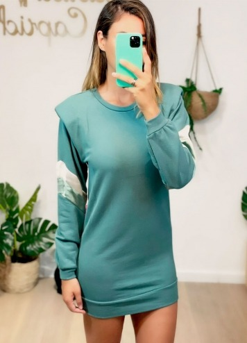 Vestido Perugia Verde
